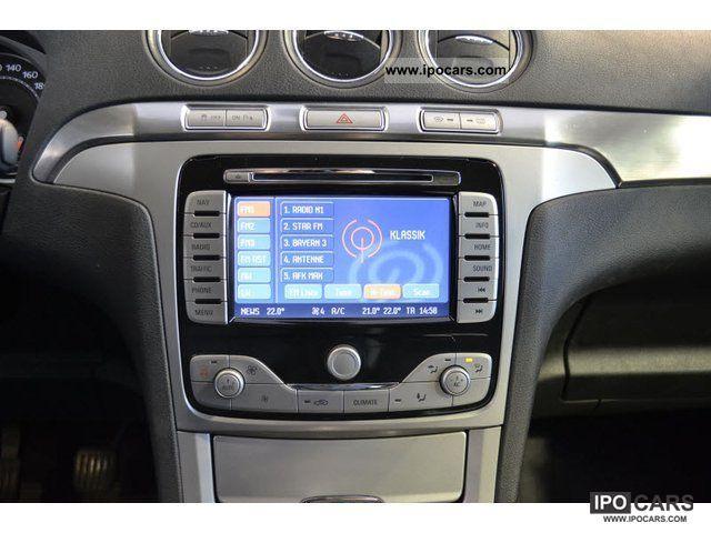 2009 Ford Galaxy 2 2 Tdci Dpf Titanium Gps Trailer Hitch
