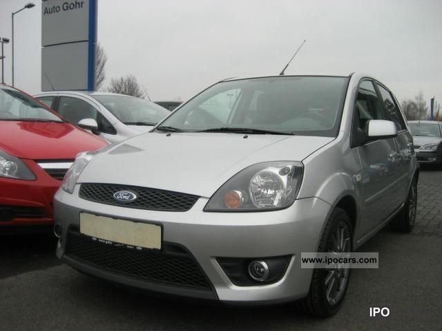 2008 Ford  Fiesta 1.3 Limousine Used vehicle photo