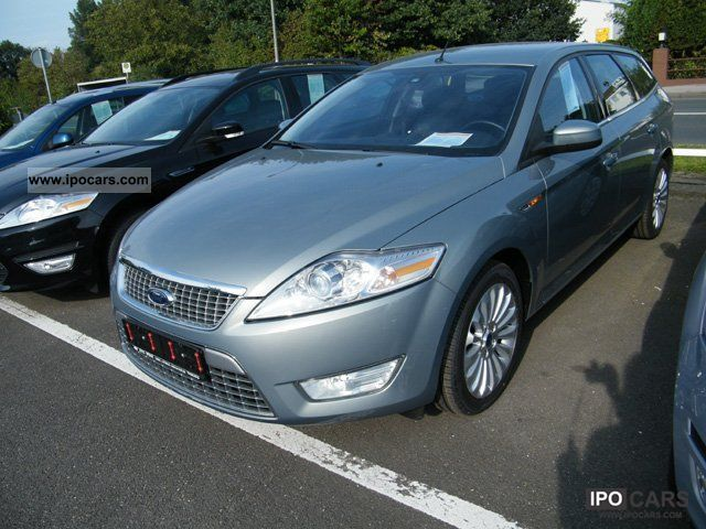 2008 Ford  Mondeo Titanium X Auto tournament Estate Car Used vehicle photo