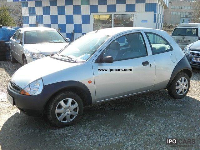 1998 Ford  Ka climate / w zarejestrowany Polsce Other Used vehicle photo