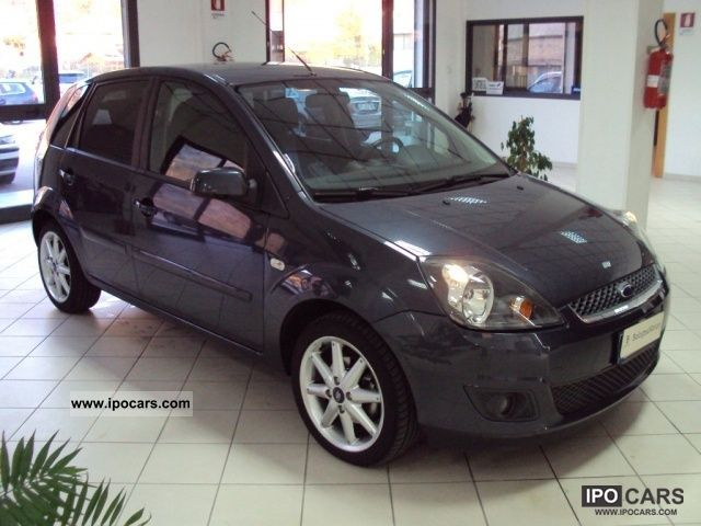 2007 ford fiesta 1 4 tdci 5 porte 68 cv unipro 39 cerchi ve car photo and specs. Black Bedroom Furniture Sets. Home Design Ideas
