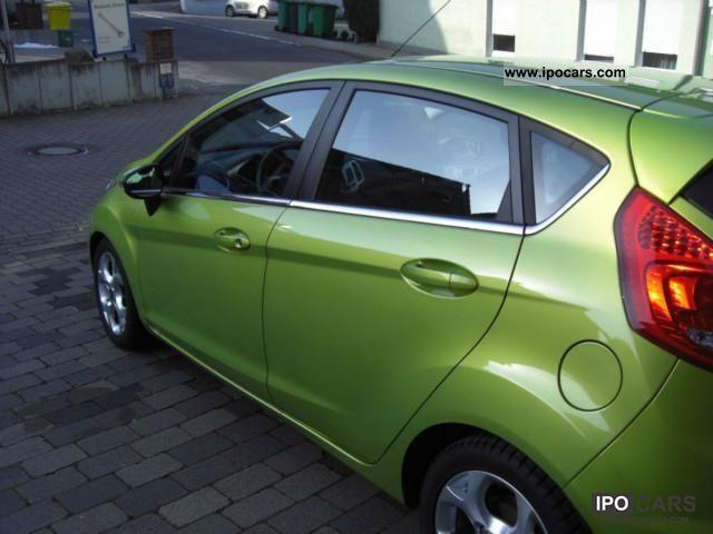 2009 Ford  Fiesta 1.25 Titanium Small Car Used vehicle photo