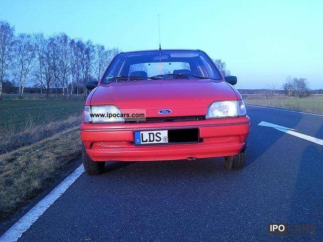 1994 Ford Fiesta