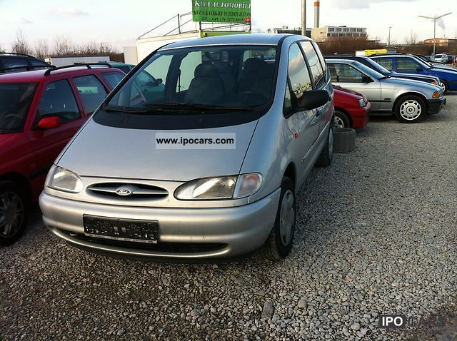 1996 Ford  CLX Galaxy AIR!! 7 SEATS Van / Minibus Used vehicle photo