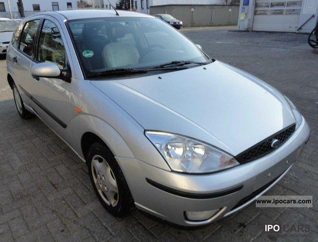 2003 Ford  Focus 1.6 Futura Limousine Used vehicle photo