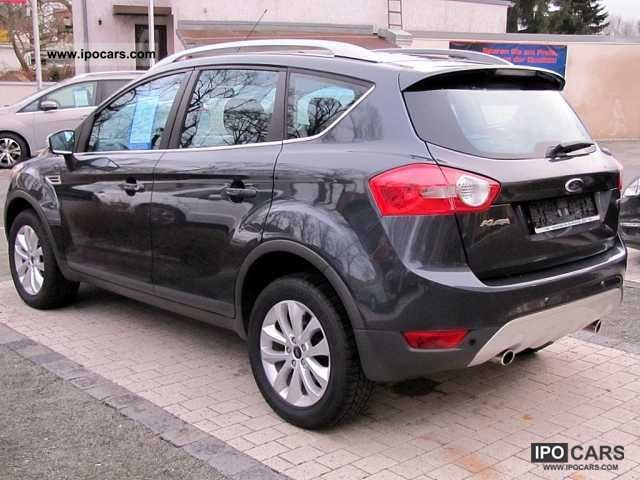 2010 ford kuga 2 0 tdci 4x4 aut titanium xenon leather car photo and specs. Black Bedroom Furniture Sets. Home Design Ideas