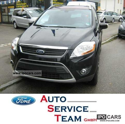 2010 Ford  Kuga Titanium 2.0 TDCi 4x4 / panoramic roof etc. ... Off-road Vehicle/Pickup Truck Used vehicle photo