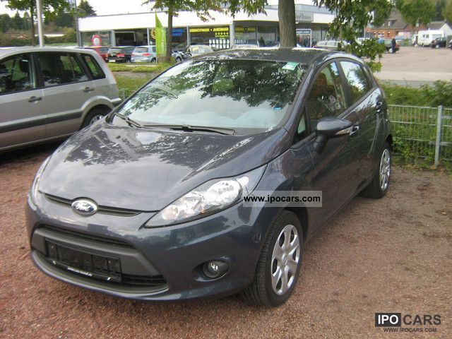 2011 Ford  Fiesta 1.4 TDCi Trend Top Financing Small Car Used vehicle photo