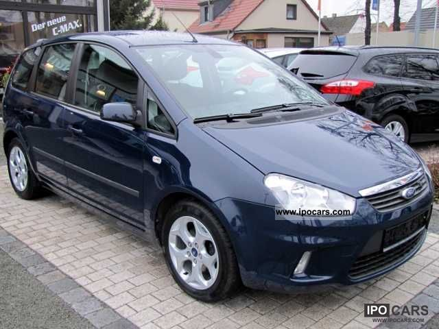 2008 Ford  C-Max 1.8 flexifuel style (climate control, speed Estate Car Used vehicle photo