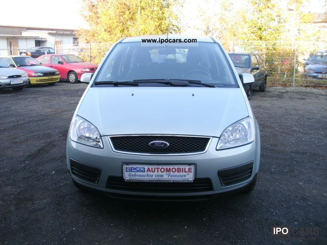 2004 Ford  Focus C-MAX Trend for winter wheels Van / Minibus Used vehicle photo