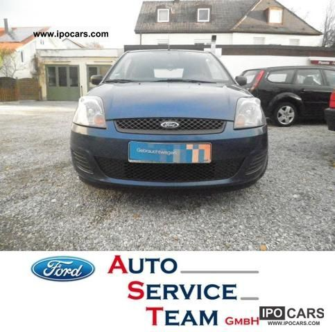 2007 Ford  Fiesta 1.3 Fun X Air Limousine Used vehicle photo