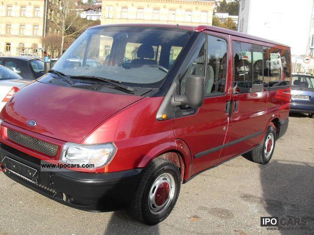 2001 Ford  TDE Tourneo 8 seater Model 2002 Van / Minibus Used vehicle photo