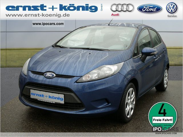 2008 Ford  Fiesta 5-door TDCi new model Small Car Used vehicle photo