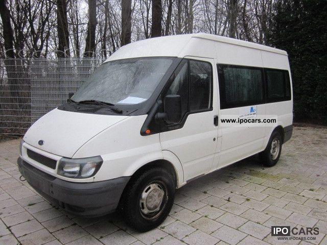 2001 Ford  FT-330 9 seats Van / Minibus Used vehicle photo