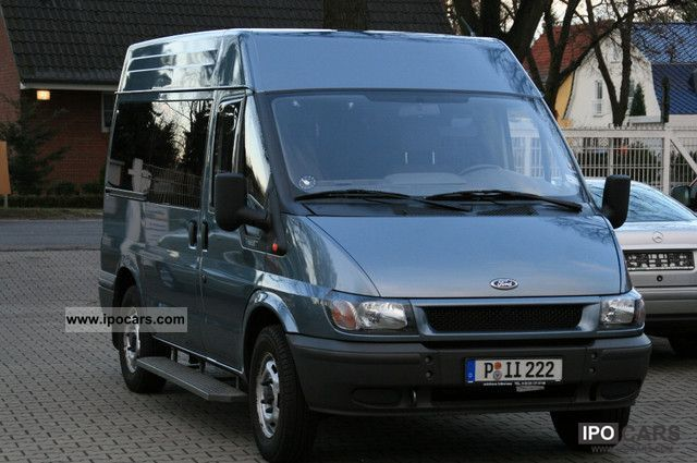 2003 Ford  FT 300 K org cars for disabled people. 34110km Van / Minibus Used vehicle photo