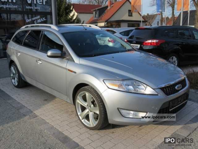 2007 Ford  1.6Ti Mondeo Trend-VCT (Klimaaut., Bluet Estate Car Used vehicle photo