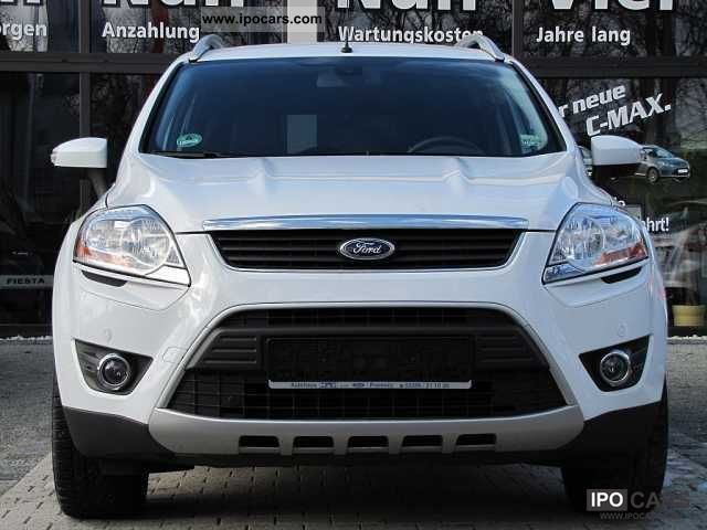 2010 ford kuga titanium 2 0 tdci 4x4 navigation cruise. Black Bedroom Furniture Sets. Home Design Ideas