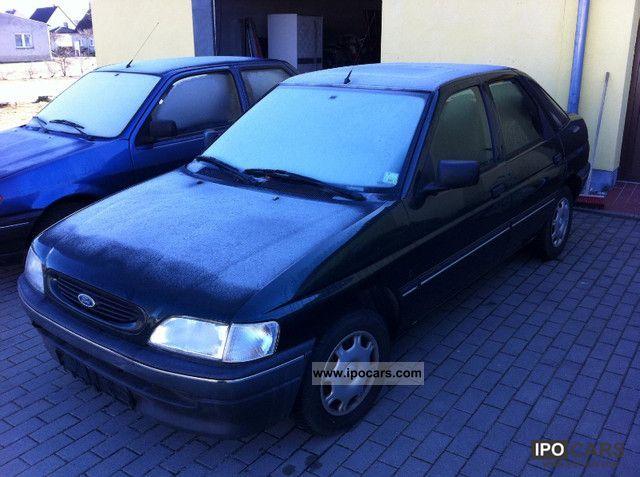 1995 Ford  Escort CLX Limousine Used vehicle photo