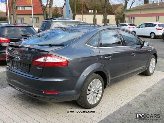 2008 ford mondeo 2 0 titanium x flexifuel xenon schiebed car photo and specs. Black Bedroom Furniture Sets. Home Design Ideas
