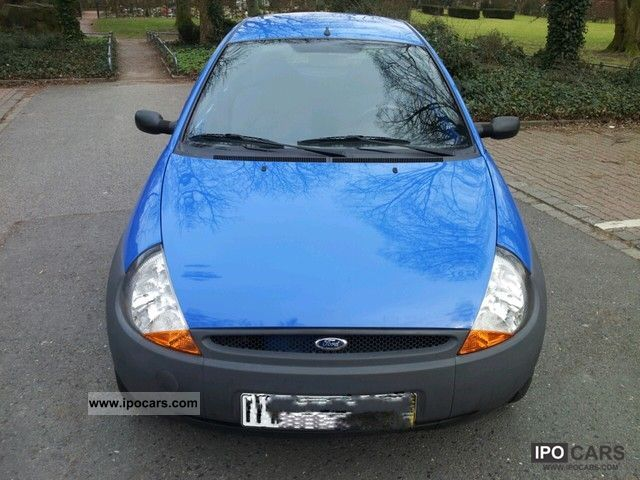 2003 Ford  Ka 1.3 Capri Servo/Euro4 only 78 000 Small Car Used vehicle photo