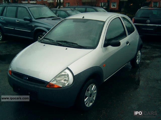 2007 Ford  Fun Ka 1.3 X from I-hand servo, ABS, 4x airbags Small Car Used vehicle photo
