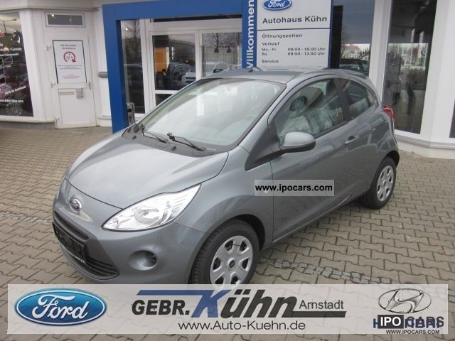 2011 Ford  Champion Ka 1.2, Winter, mobile phone, S & C Limousine New vehicle photo