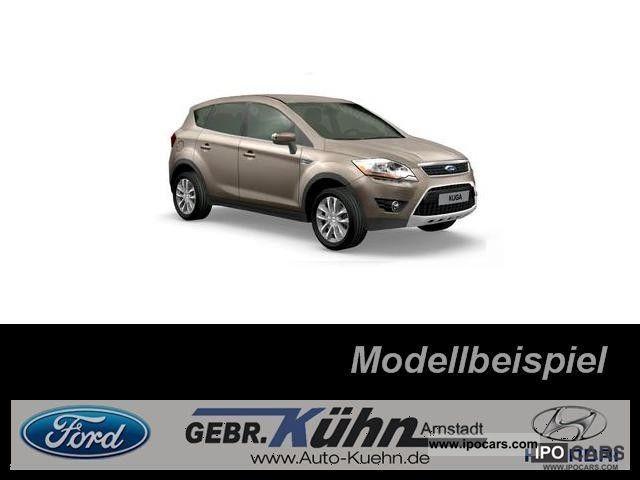 2011 Ford  Kuga 2.0 Titanium 4x4, Navi Plus, Parkp, glass roof Off-road Vehicle/Pickup Truck New vehicle photo