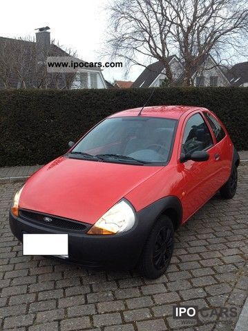 1998 Ford  Ka - NEW TUV - Power - maintained top Small Car Used vehicle photo