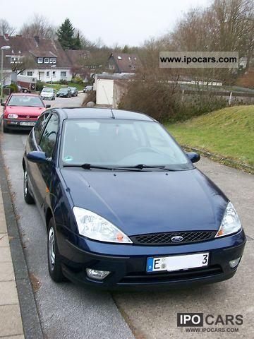 2004 Ford  Focus 1.6 Limousine Used vehicle photo