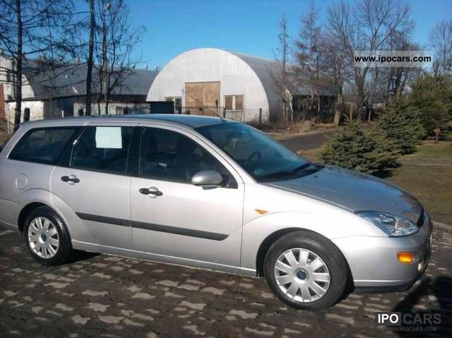 2001 ford focus 1 8 tdci zadbany klimatyzacja car photo and specs. Black Bedroom Furniture Sets. Home Design Ideas