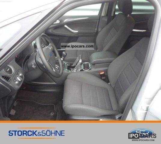 Buy Used 2012 Ford Transit Connect Xlt Premium Mini: 2009 Ford S-Max Titanium 2.0 TDCi Navi 7-seater
