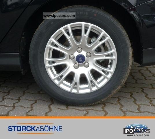 2012 Ford Focus Estate Titanium 2.0 TDCi Powersh