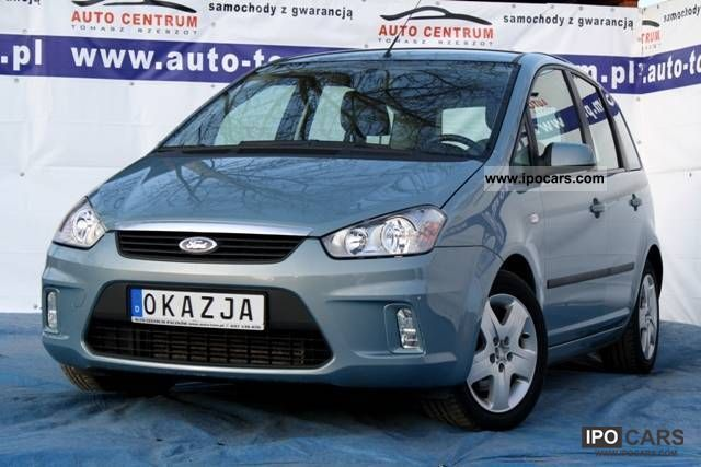 2010 Ford  C-MAX C-max 1.8 tdci Wzorowy Small Car Used vehicle photo