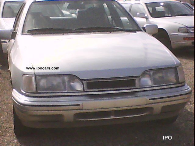 1992 Ford  Sierra 2.0 Limousine Used vehicle photo
