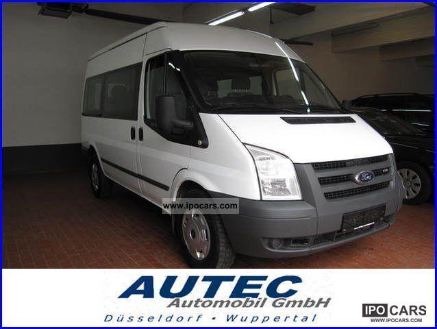 2008 Ford  Transit FT 350 2.4 l TDCi 103 AHK NEW MODEL Van / Minibus Used vehicle photo