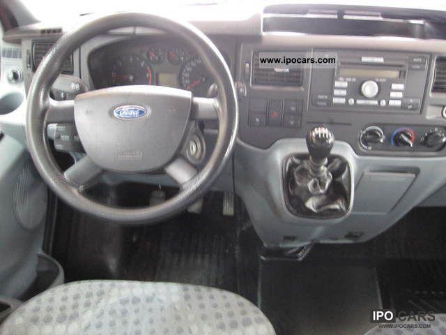 Форд транзит фото 2008