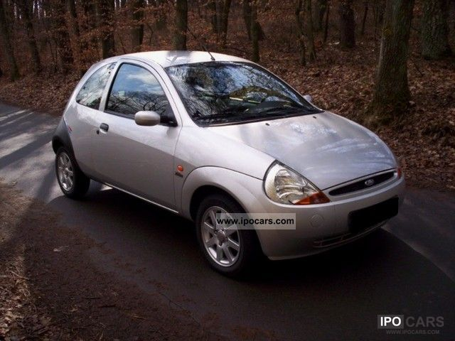 2001 ford ka air conditioning euro4 t v au new car photo and specs. Black Bedroom Furniture Sets. Home Design Ideas