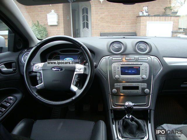 2009 Ford Mondeo 2 2 Tdci Titanium Car Photo And Specs