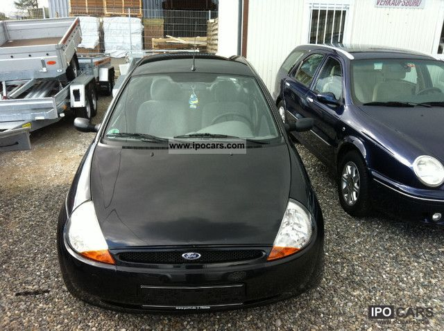 2000 Ford  Ka Royal D4 Small Car Used vehicle photo