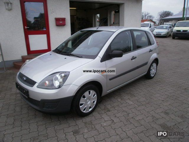2006 Ford  Fiesta 1.3 LPG gas system Small Car Used vehicle photo