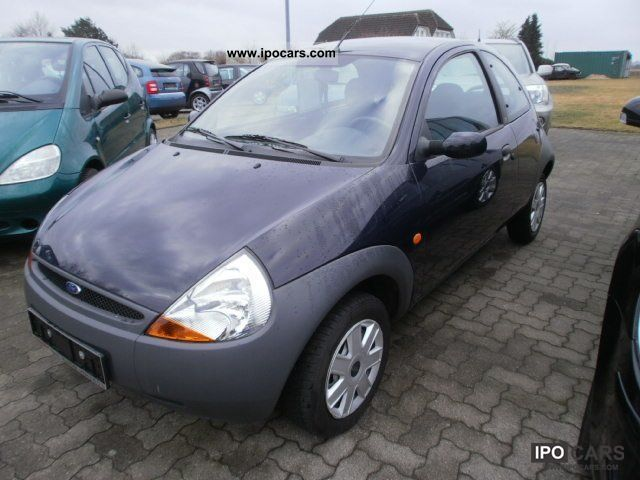 2008 Ford  Syle 1.3 ka climate € 4 Small Car Used vehicle photo