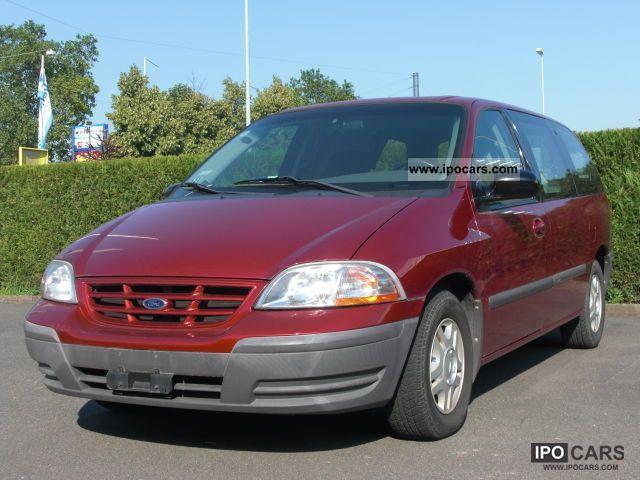 1999 Ford  Windstar - CARGOVAN - 1.HAND - 58000 KM! Van / Minibus Used vehicle photo