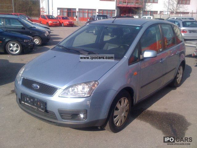 2004 Ford  C-Max Van / Minibus Used vehicle photo