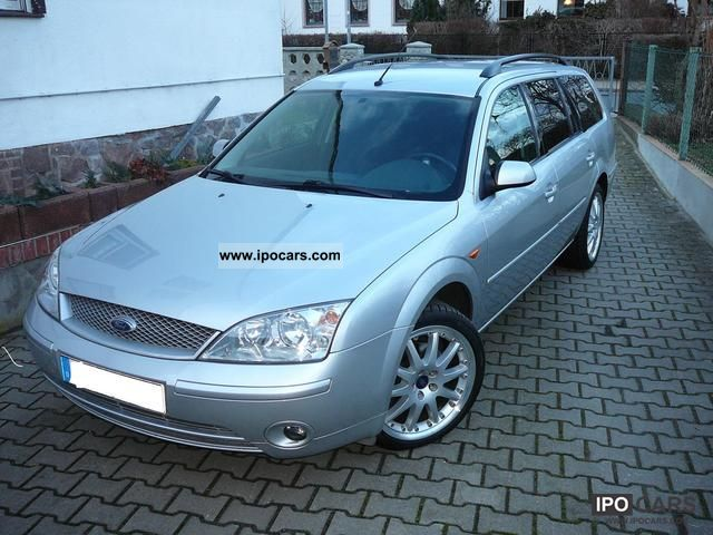 2003 Ford  Mondeo 2.0 TDCi Futura tournament Estate Car Used vehicle photo