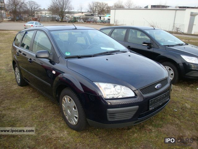 2006 Ford  Focus 1.6 TDCi, climate, Automatic. Estate Car Used vehicle photo