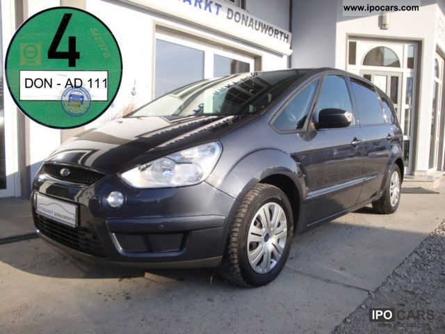 2009 Ford S-Max 2 0 Trend LPG PDC climate control - Car