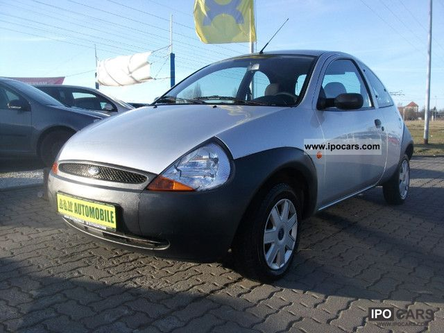 2006 Ford  Fun ka climate Small Car Used vehicle photo