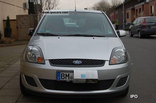 2008 Ford  Fiesta 1.4 Style Small Car Used vehicle photo