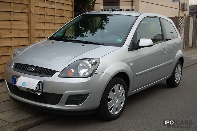 2008 ford fiesta 1 4 style car photo and specs. Black Bedroom Furniture Sets. Home Design Ideas