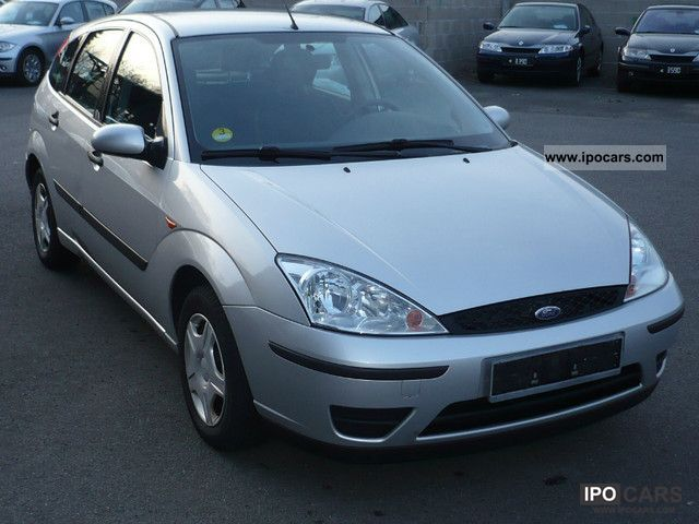 2003 ford focus tdci euro 3 air 5 door runs excellent car photo and specs. Black Bedroom Furniture Sets. Home Design Ideas